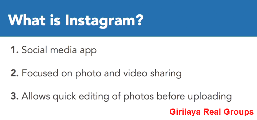 Mengenal Instagram Lebih Dekat