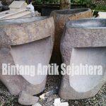 Kerajinan Marmer Pedestal Batu Kali