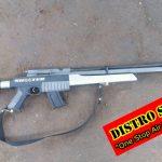 Senapan Angin PCP Mirip Senapan Serbu AK M16