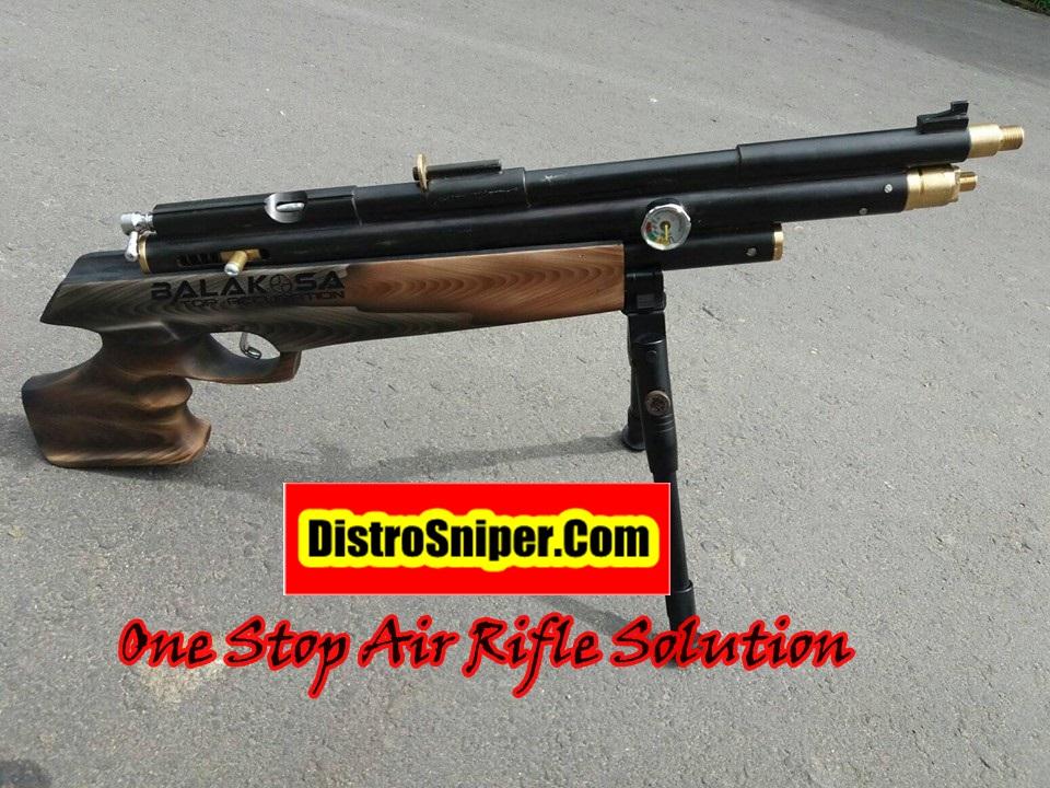 Senapan Angin PCP mini Model Pistol