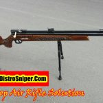 Senapan Angin Sharp Ace Extra Power Long Barrel Model Mauser