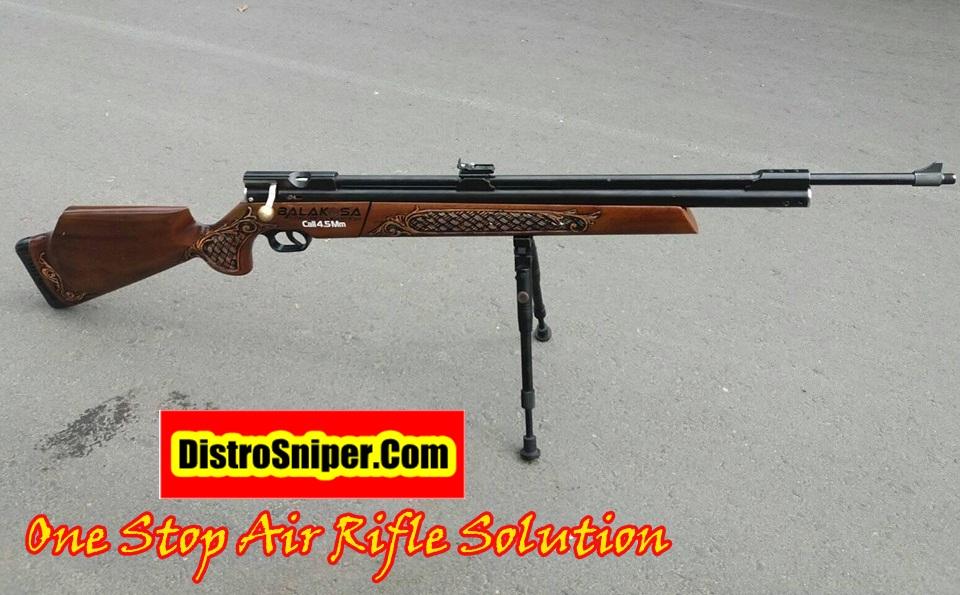 Senapan Angin Sharp Ace Extra Power Long Barrel Model Mauser