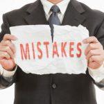 Kesalahan Dalam Bisnis Online