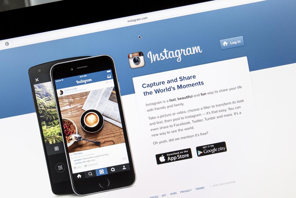 Instagram platform bisnis terbaik 2017