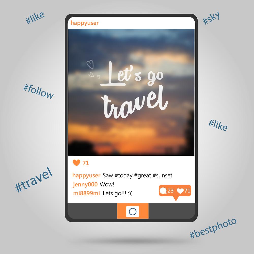 Optimasi Instagram Bisnis Travel