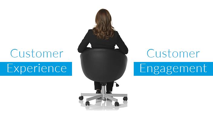 Pengalaman Pelanggan vs Keterlibatan Pelanggan