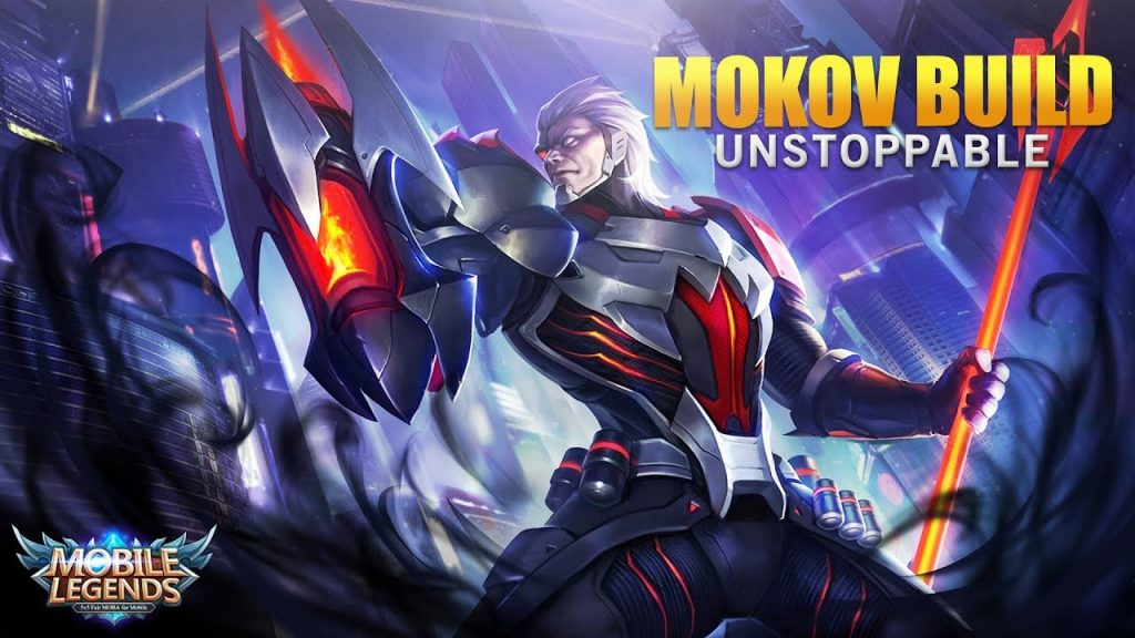 mobile legend Moskov