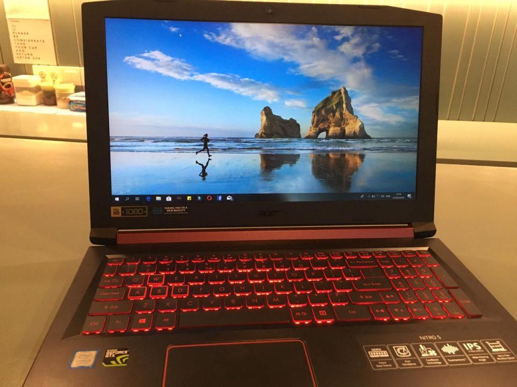 Acer Nitro 5 (AN515-52)