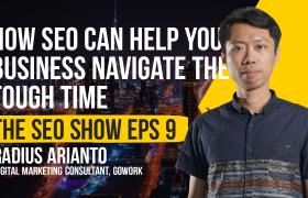 The SEO Show Episode 9 - Radius Arianto